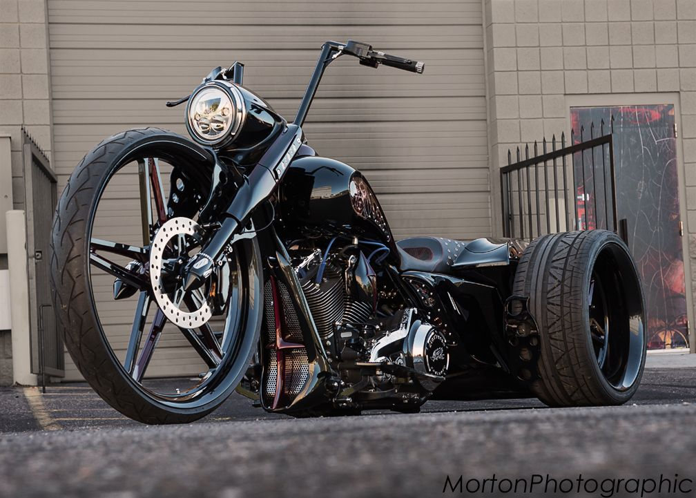 custom harley davidson trike built by john shope 39 s dirty. Black Bedroom Furniture Sets. Home Design Ideas