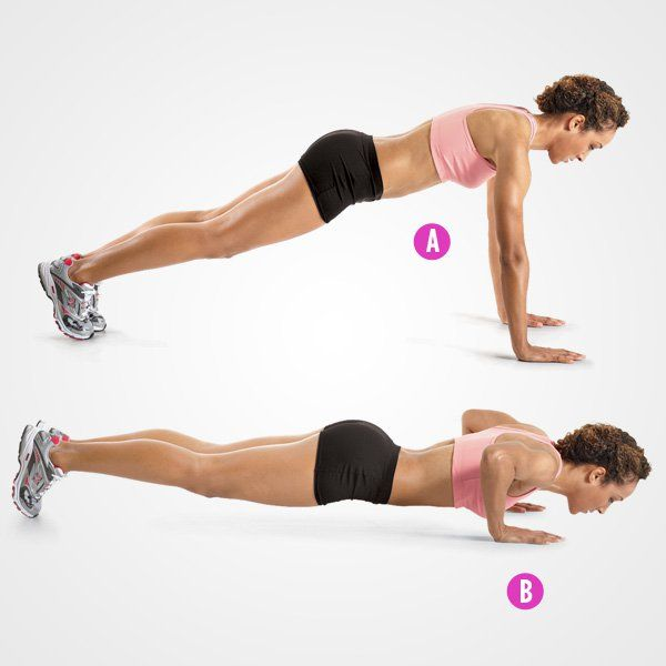 Exercises for chest