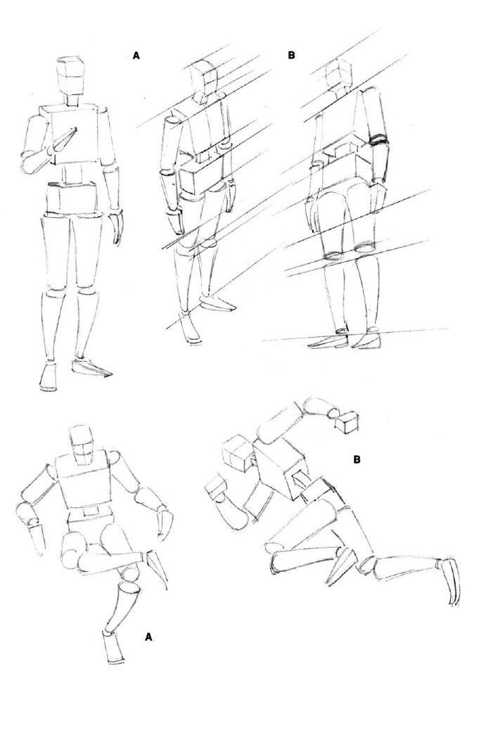 Stan Lee How To Draw Comics The Marvel Way Clippedonissuu Comic Drawing Drawing Superheroes Drawings