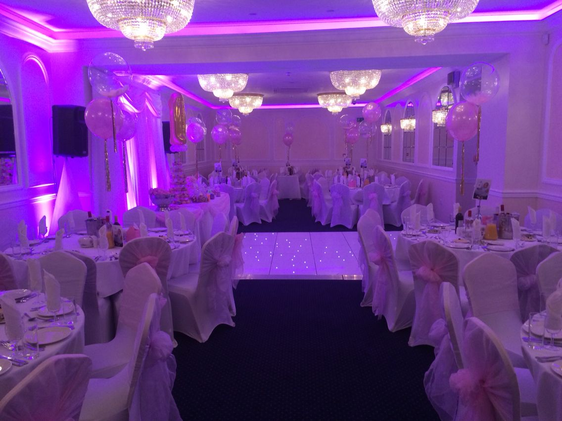 Heather Suite Grand Palace Banqueting Suite North London Wedding