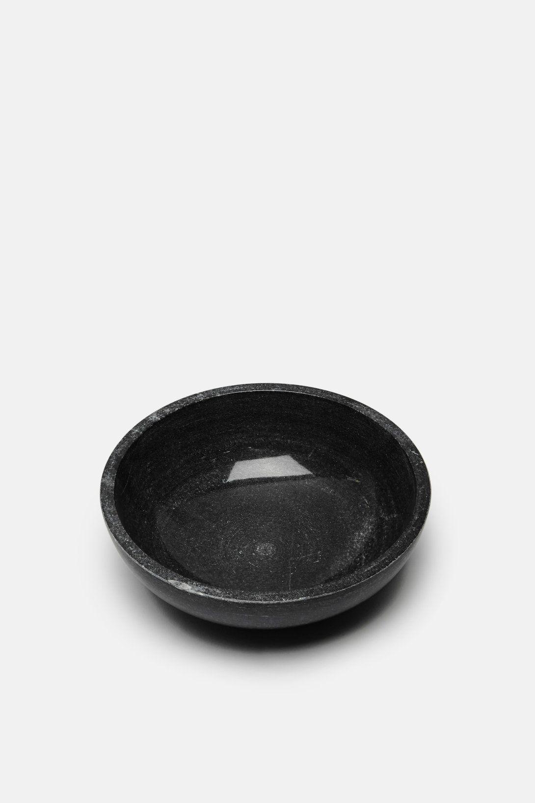 Small Marble Bowl Black Marble Bowl Elegant Bowl Bowl