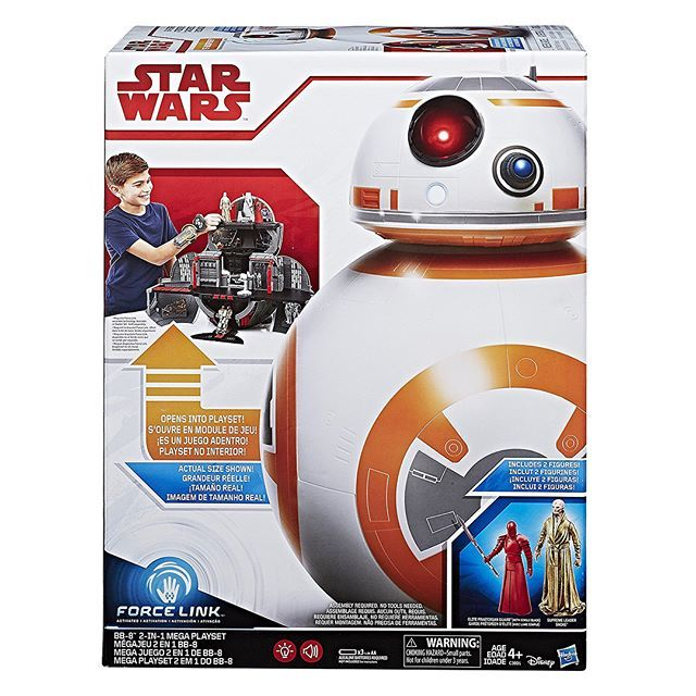 Model C1439 Star Wars Hyperdrive BB-8 Remote Control Robot