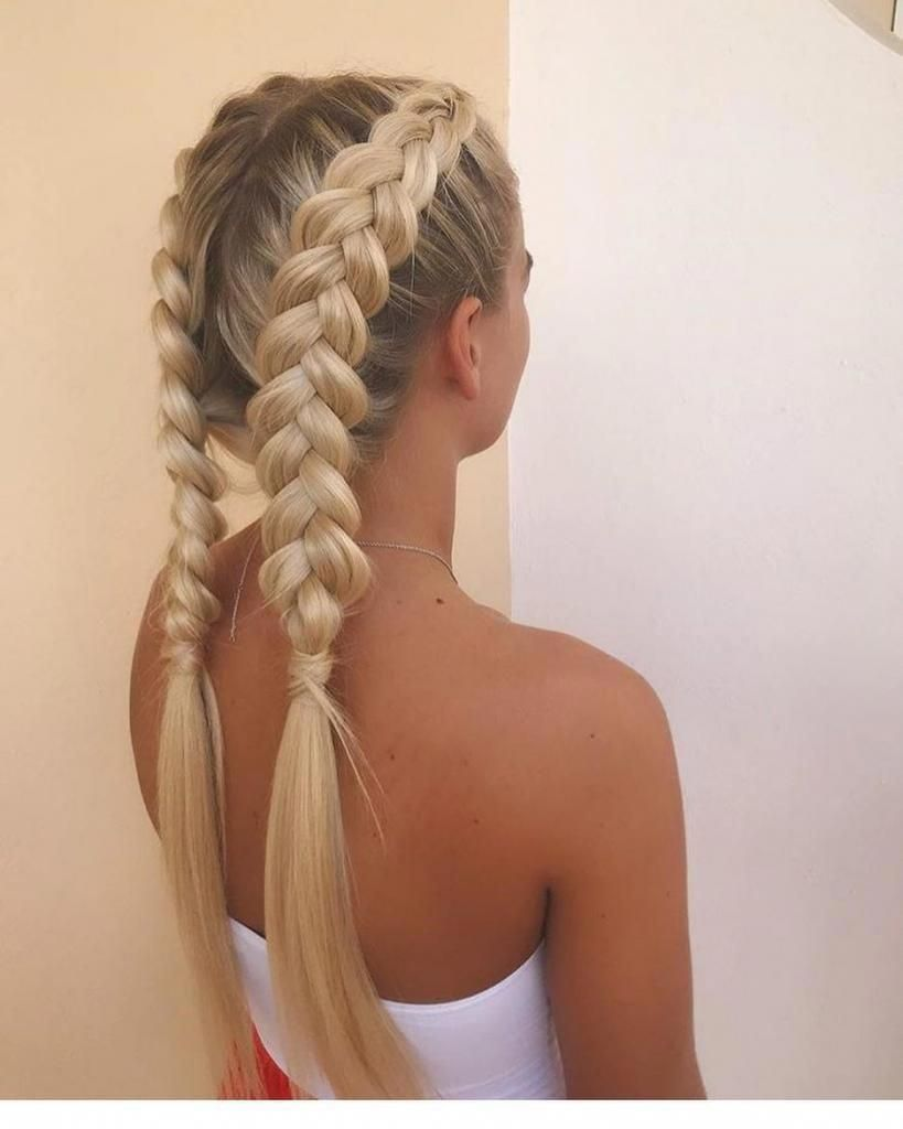 41 Best Dutch Braid Inspired Hairstyles - Page 2 of 2 - Giant Glam