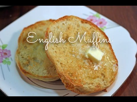 How to Make Traditional English Muffins - YouTube
