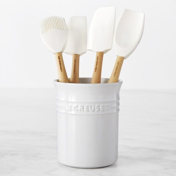 Le Creuset Silicone Cooking Tool Sets Silicone Cooking Tools