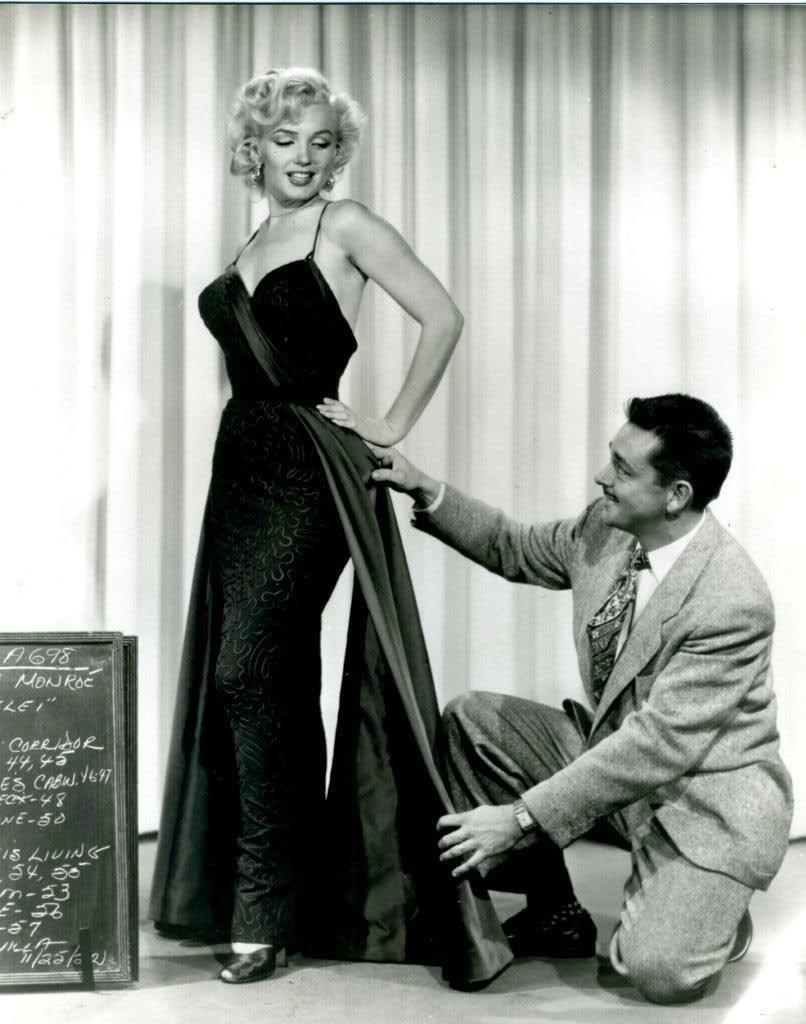 Marilyn - costume test | Costume test | Pinterest | Gentlemen ...