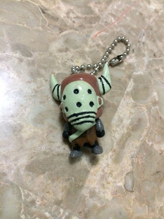 Castle Crashers Barbarian Keychain By 8bitsculpting On Etsy Castle Crashers Image Look Up Castle