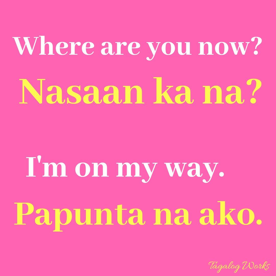 Pin by Lee Patenaude on Philipeno Filipino words
