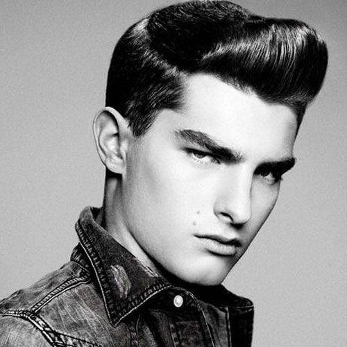 Greaser Hair   Classic Pompadour
