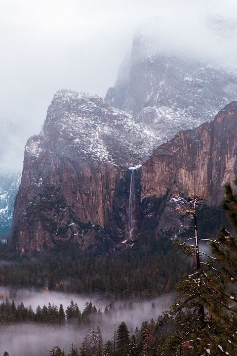 Yosemite National Park Fine Art Prints For Sale Abbi Hearne