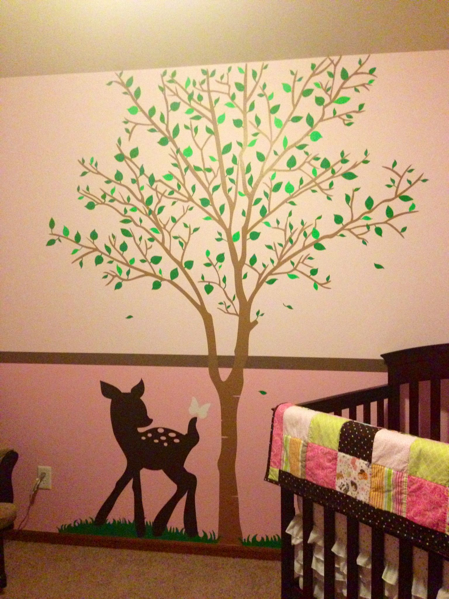 Nursery Decorations for our little girl. | Baby Baby | Pinterest ...