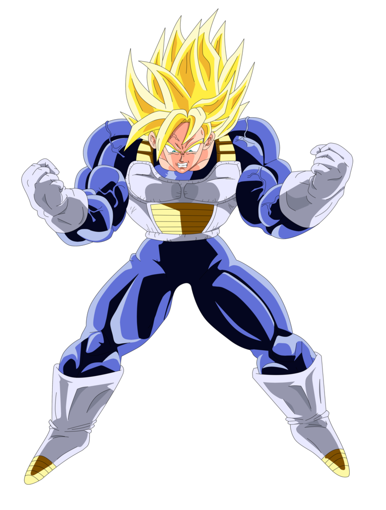 Goku super saiyan dai san dankai v2 by el maky z on - San goku super saiyan 5 ...