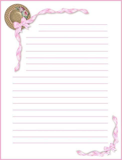 lined stationery Arts♡Crafts❤Paper❤Stationery Pinterest - lined stationary paper