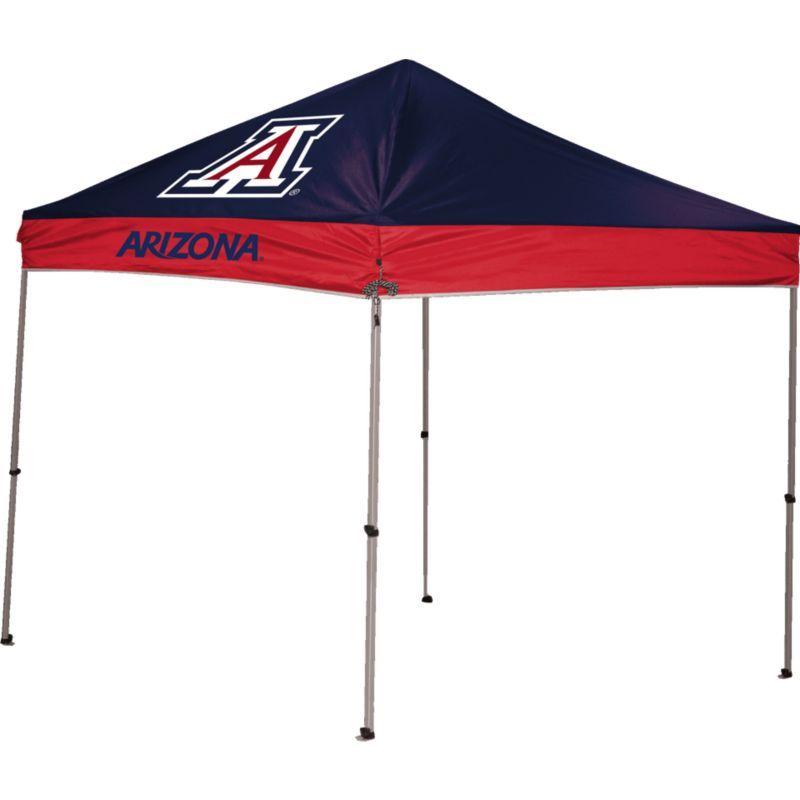 Rawlings Arizona Wildcats 9u0027 x 9u0027 Sideline Canopy Tent Team  sc 1 st  Pinterest & Rawlings Arizona Wildcats 9u0027 x 9u0027 Sideline Canopy Tent Team ...