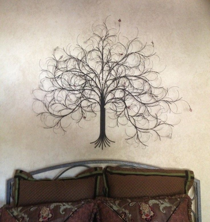 Metal wall art trees san francisco california march tree black with leaves gurtan