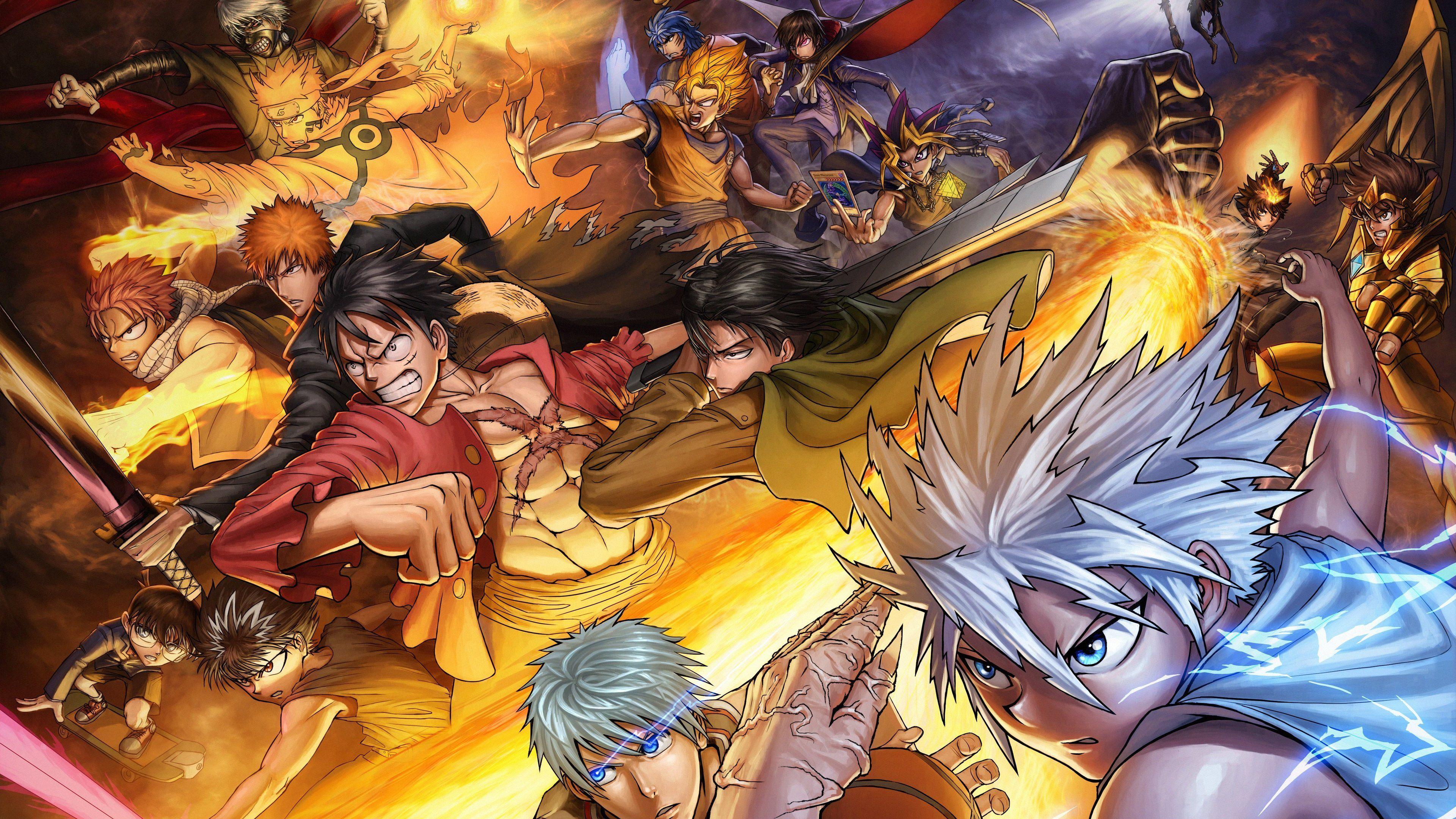 Atemu Bleach Crossover Dragonball Naruto Naruto Wallpapers Hd Wallpapers Dragon Ball Wallpapers Anime Wallpapers 4k Anime Characters Anime Anime Wallpaper All anime wallpapers hd