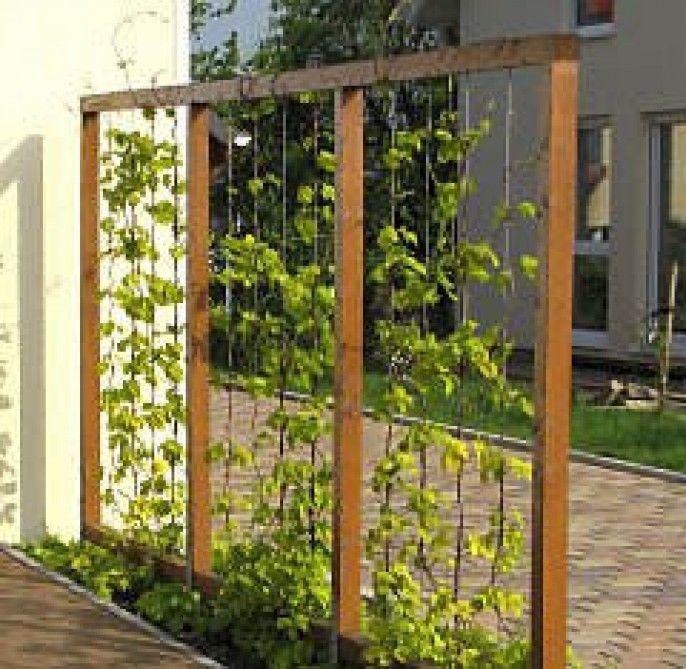 Rankhilfe Selber Bauen Rankhilfe Selber Bauen Drah - Gartengestaltung Ideen #japangarden