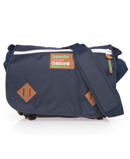SUPERDRY Montana Bag Borsa Cartella  7fd80f5893d