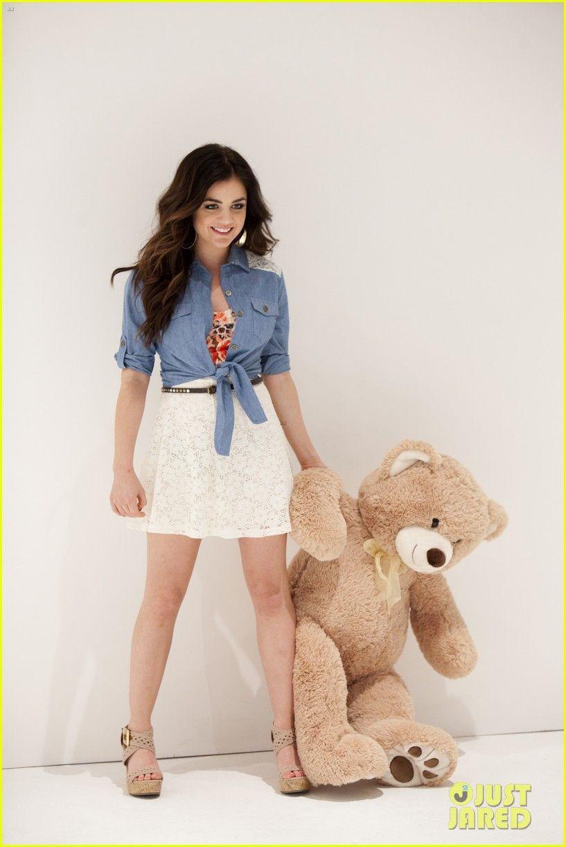 Lucy Hale | ☆ Celebrity Fashion ☆ | Lucy hale, Bongo jeans ...