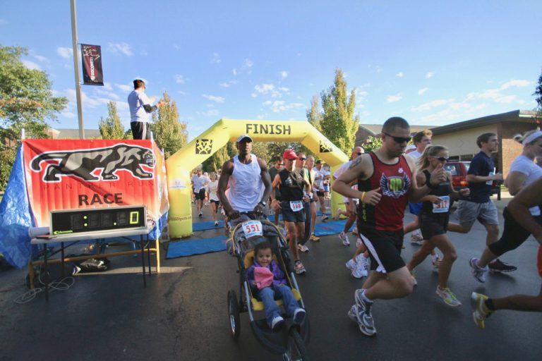 Seventh annual Panther Run race benefiting Care To Learn