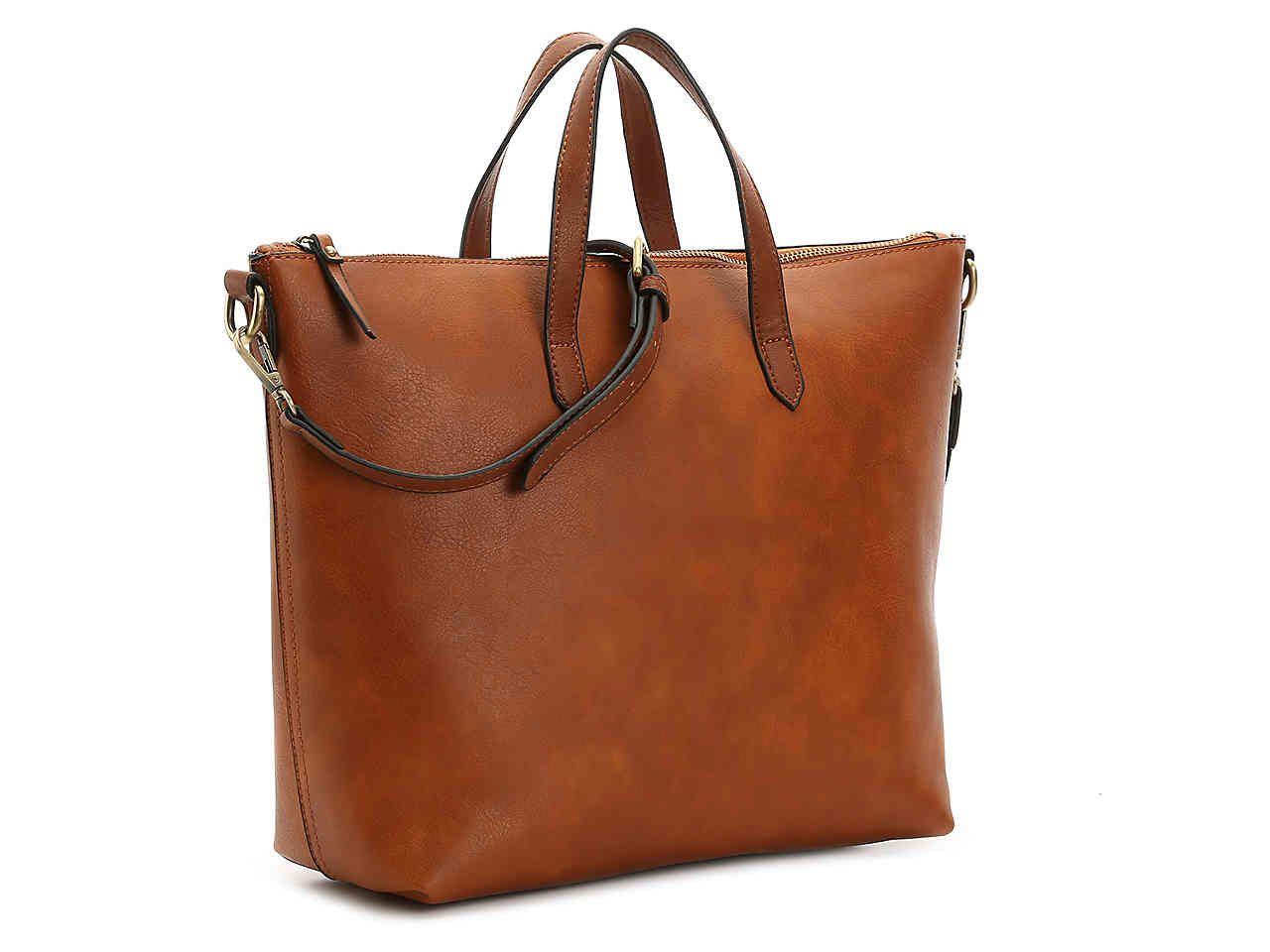 4fe9ea60fcf1 Kate + Alex Cuffaro Top Zip Tote Women's Handbags & Accessories ...