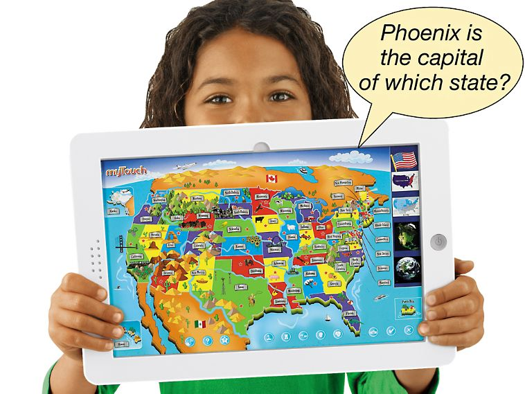 touch and learn usa map Touch Learn Usa Map Lakeshore Learning Usa Map Home Schooling