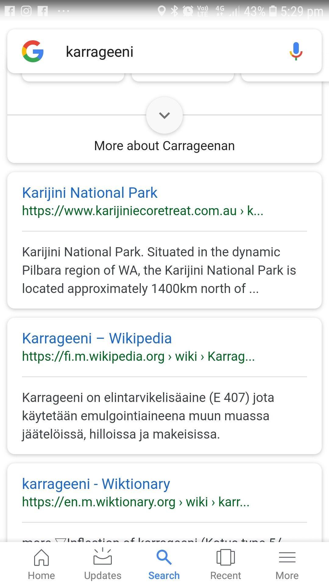 Karijini National Park National Parks National