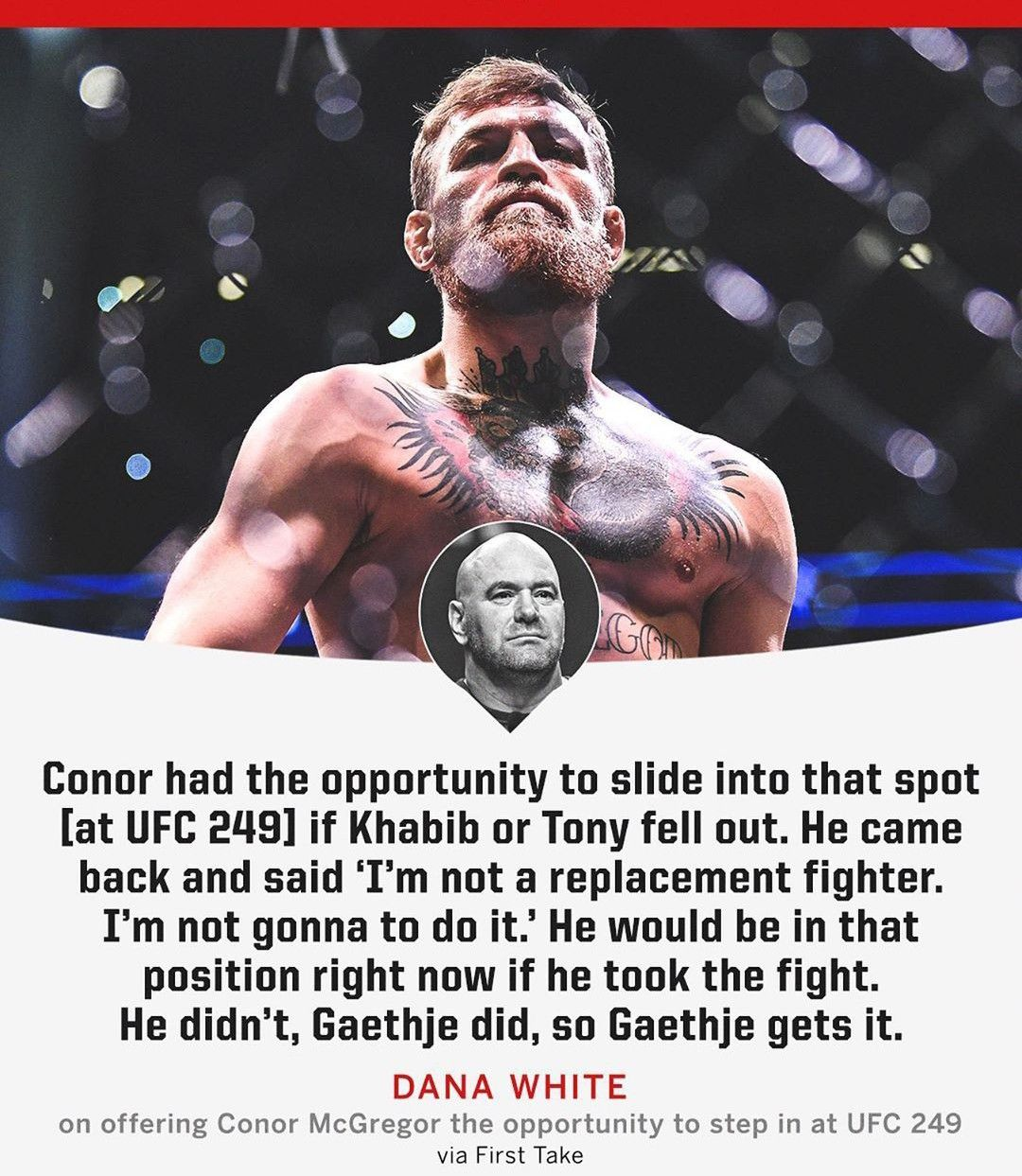 Pin by JUST SAYING on fight world in 2020 Ufc, Comebacks