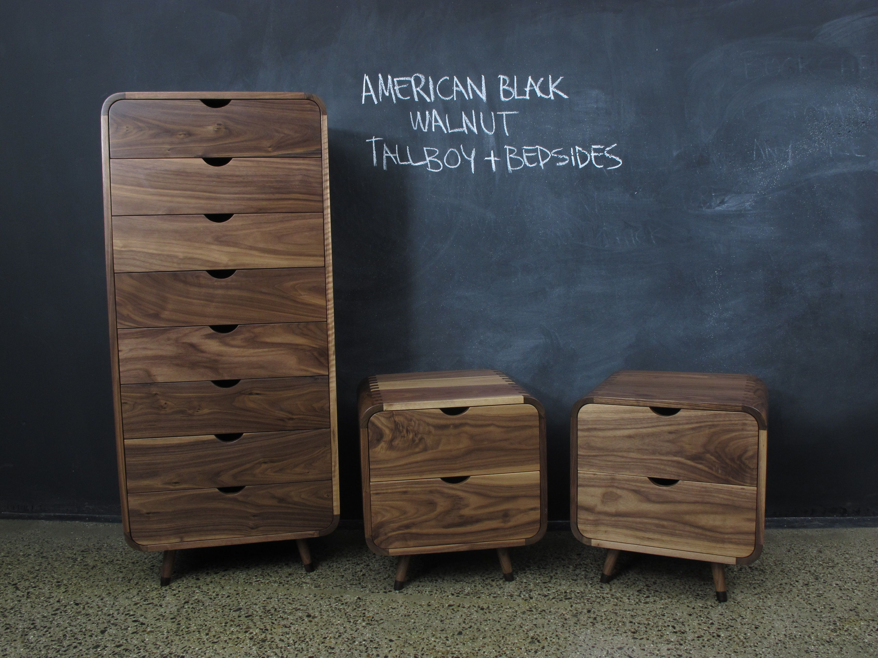 Solid Timber Bedroom Storage Hand Crafted By Christian Cole Furniture Www Christiancolefurniture Com Au Dressers For Sale Furniture Boy Dresser