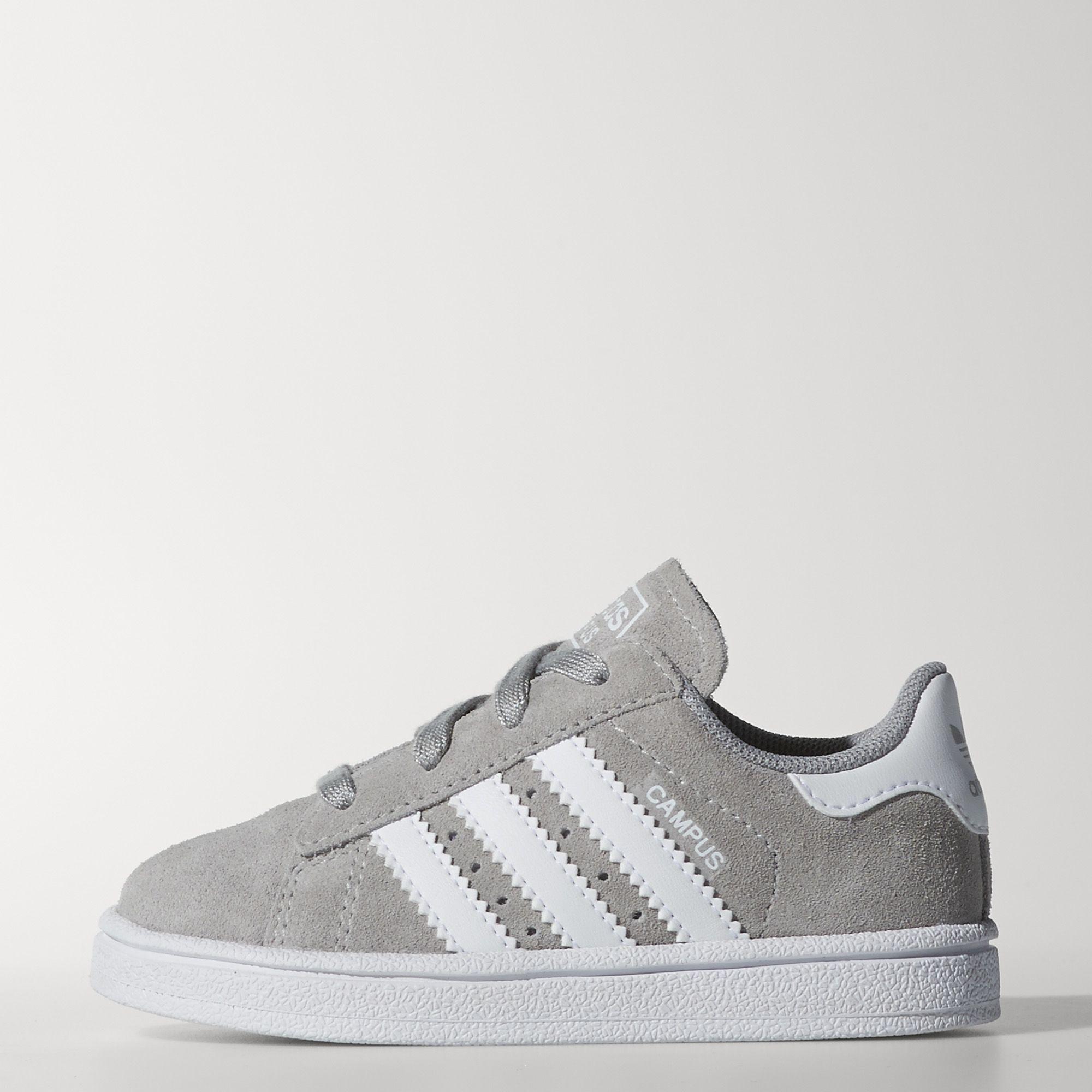 adidas 'Campus 2' Sneaker (Baby, Walker & Toddler