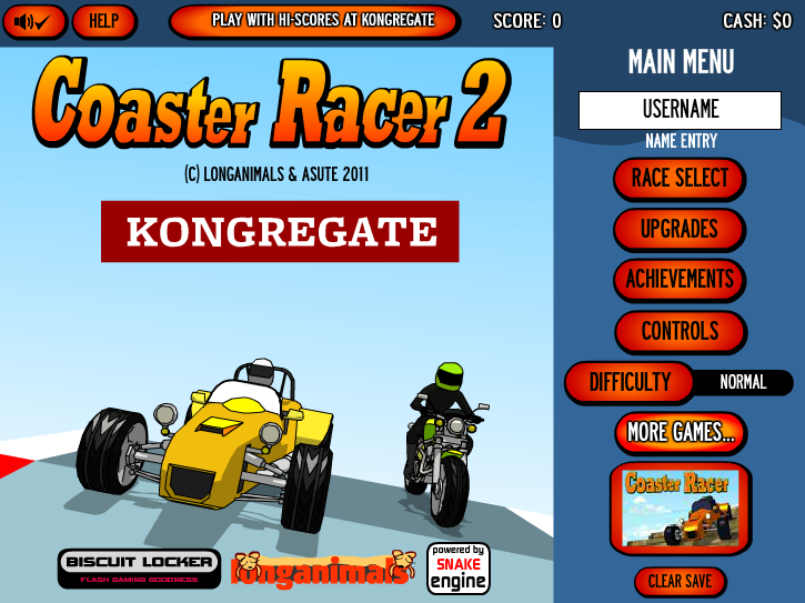 Coaster Racer 2 Unblocked Play Free Play run, Games