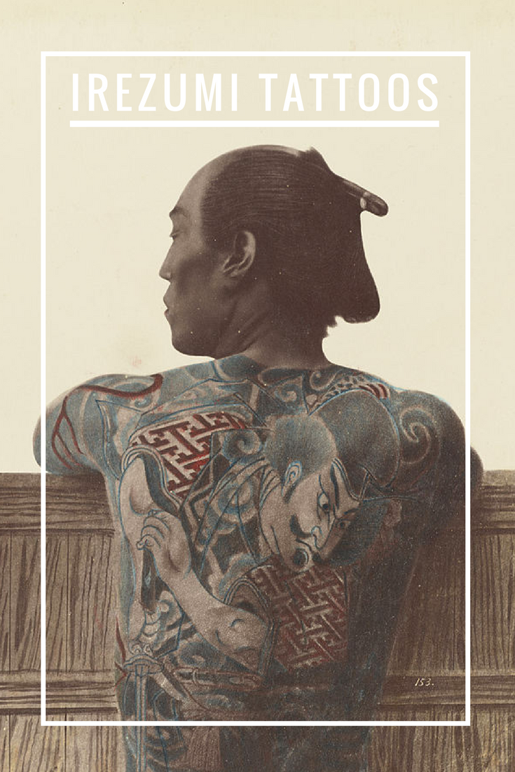 Photo of Irezumi and Tebori Tattoos • Stick and Poke Tattoos