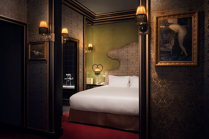 Camera Da Letto Stile Parigi : Hotel ritz paris parigi reserving