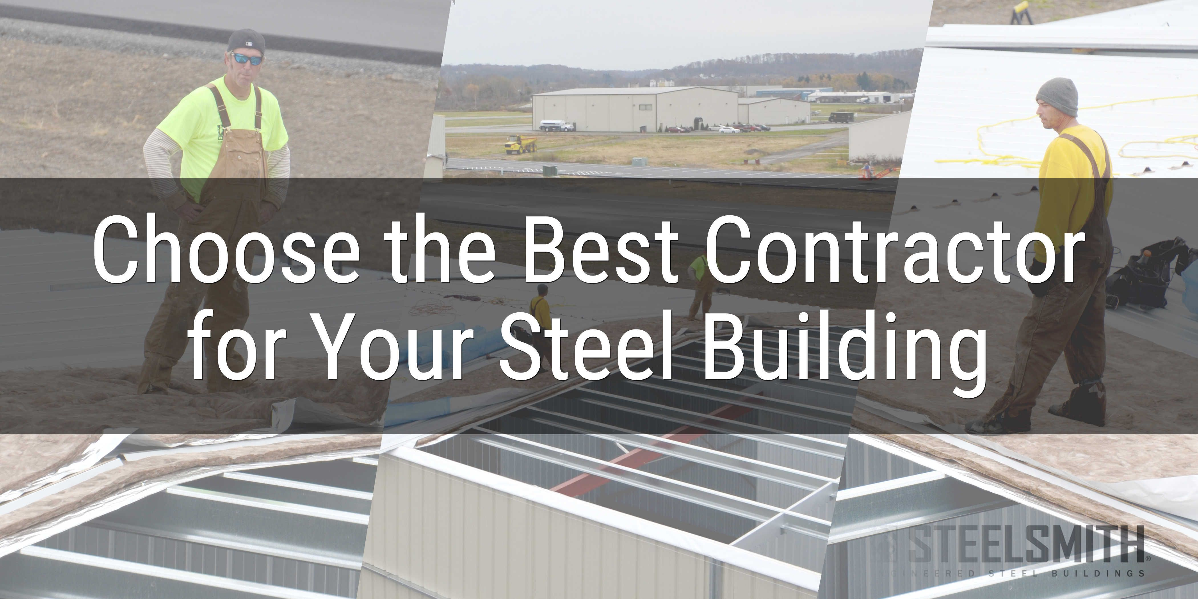 How To Choose A Contractor For Your Steel Building Steel Buildings Building Contractors Contractors