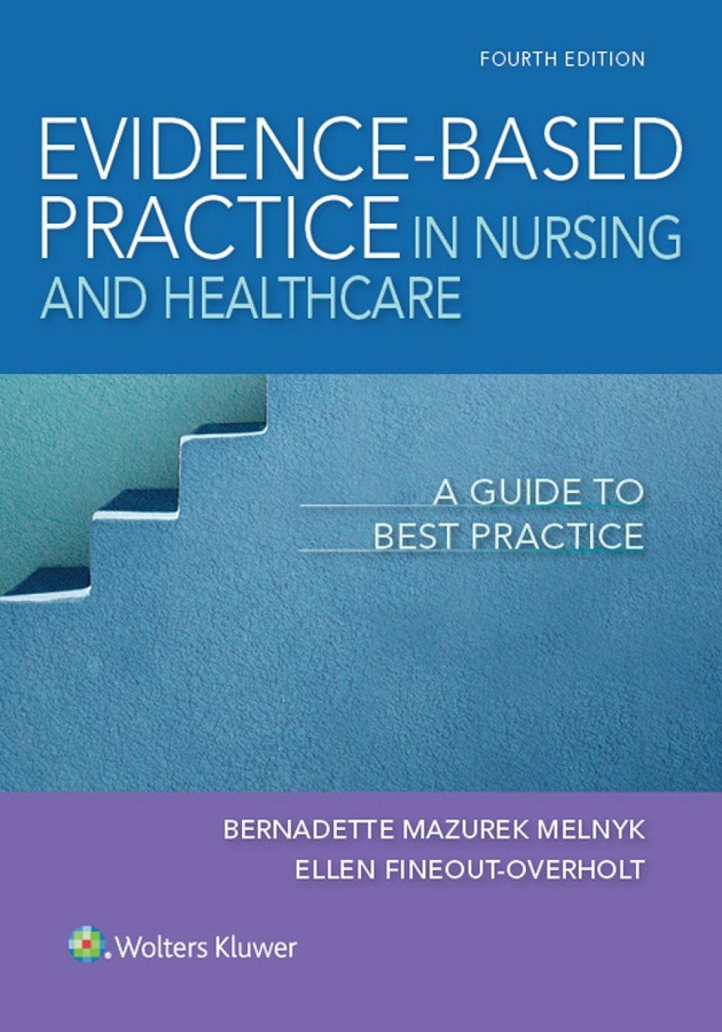Evidence Based Practice In Nursing Healthcare Ebook Rental