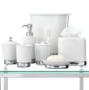Interdesign Bath Accessories York Soap And Lotion Dispenser Bathroom Bed Macy S