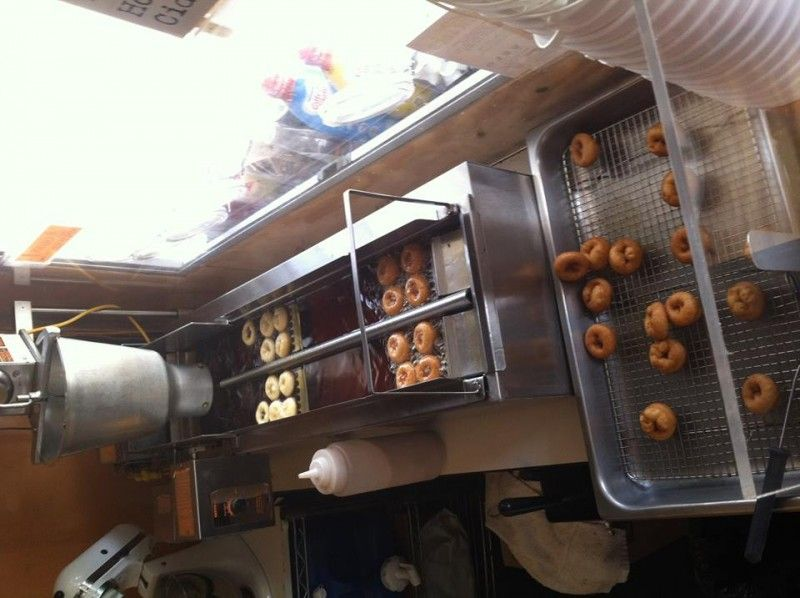 Monkey Town Donut Shop - Chattanooga - Top 15 donut shops in TN