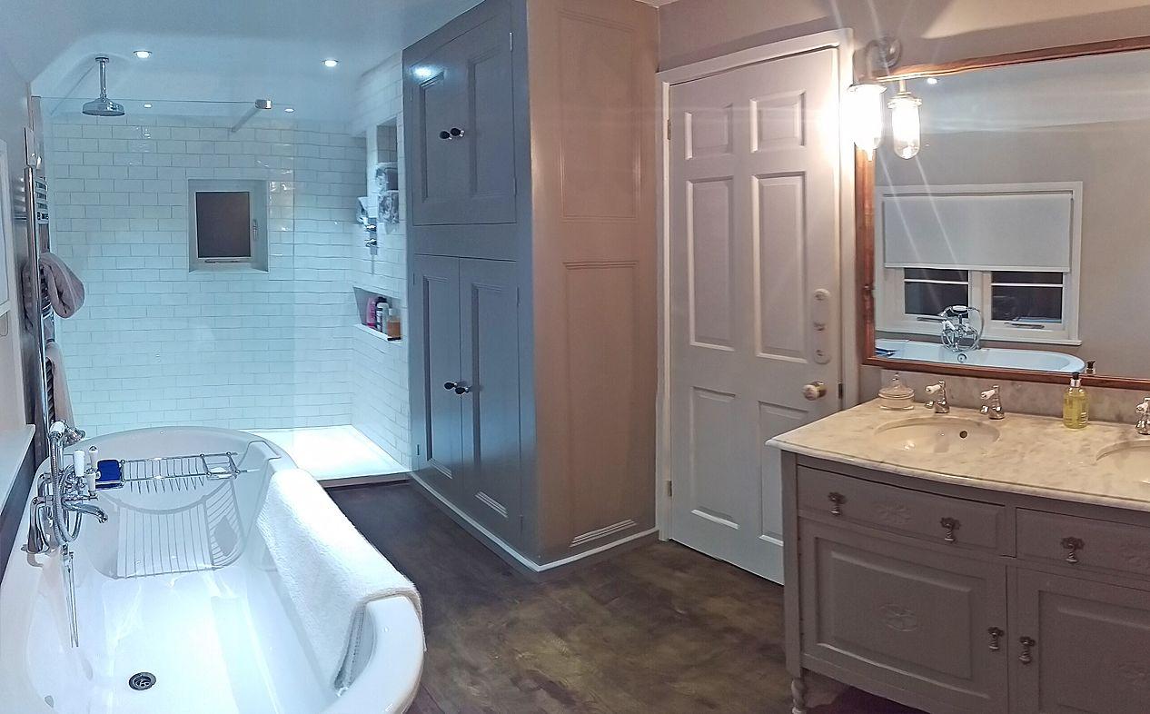 DIY bathroom project Charlie DIYite | DIY Family Bathroom Project ...