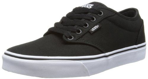 22f0ee01ae184c VANS Men s Atwood Canvas Skate Shoes - Size  14