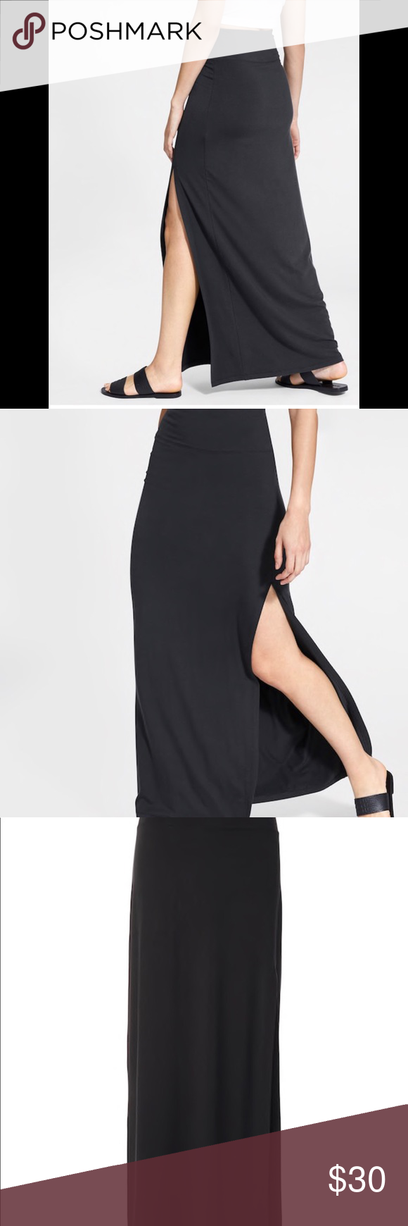 Athleta kali convertible maxi skirtdress my posh closet