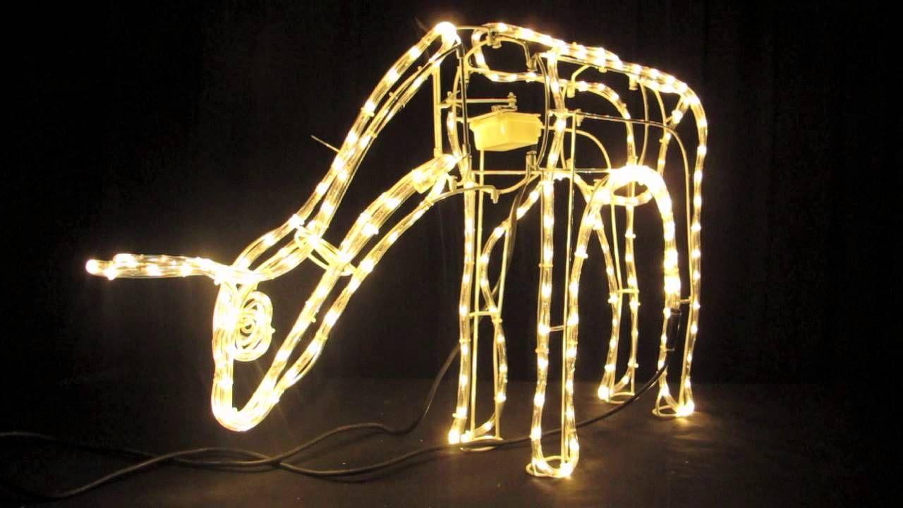 cordon lumineux forme lumineuse cerf illumination de noel pinterest led decoration. Black Bedroom Furniture Sets. Home Design Ideas