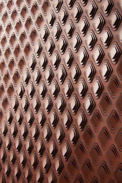 Giles Miller Lemanoosh Textures Patterns Wall