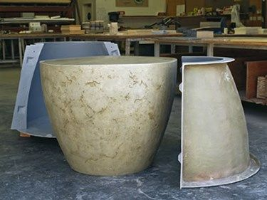 Concrete Molds Countertop Sink And Furniture Molds Concrete