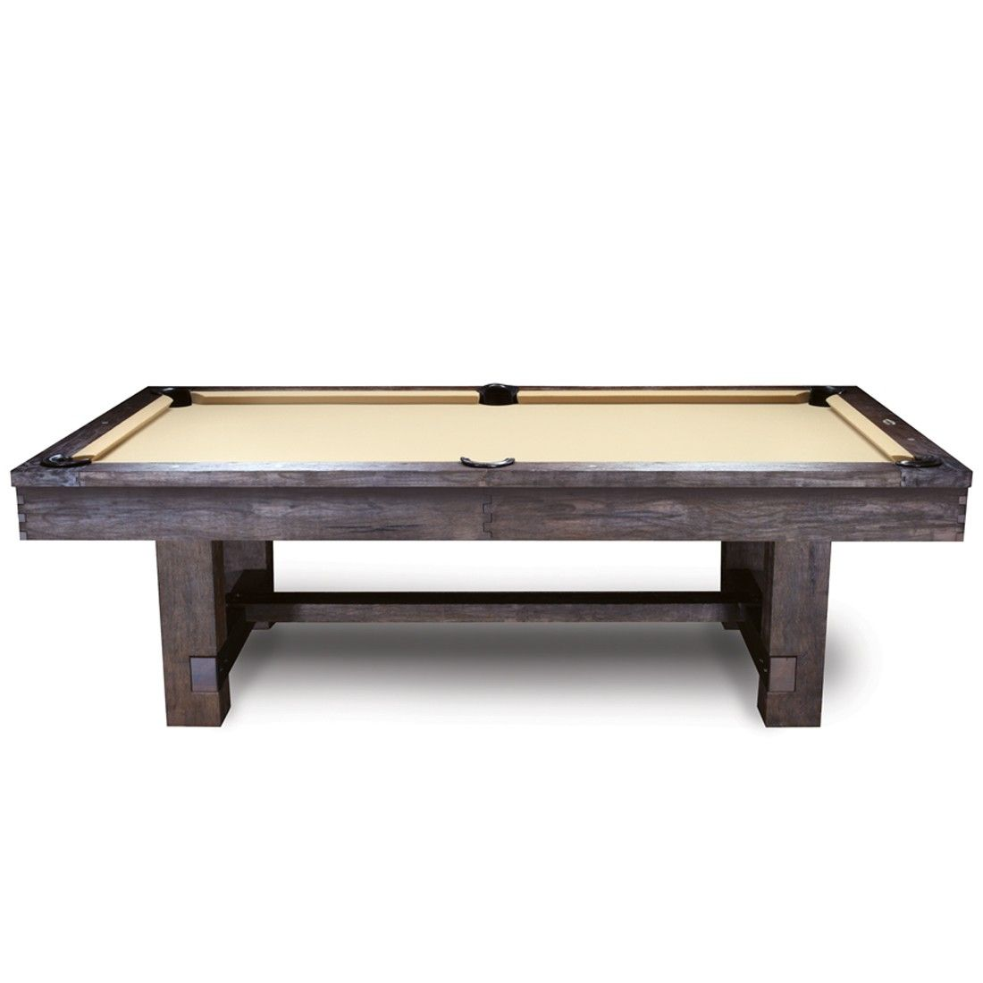 The Imperial Reno Billiard Table Is Made Of Solid Oak And Finished - 7 inch pool table