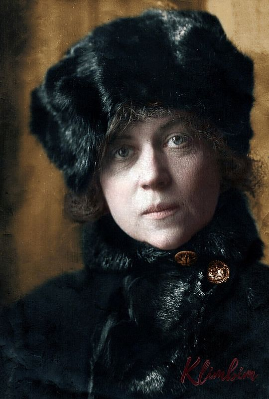 Alexandra Kollontai 1922 Kollontaj Aleksandra Mihajlovna