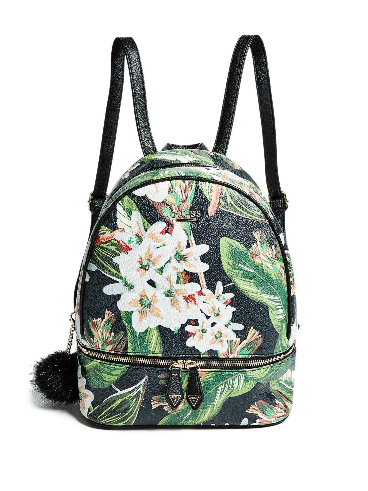 c1804d4ba Buena Backpack | Products | Guess backpack, Prada backpack, Backpack ...