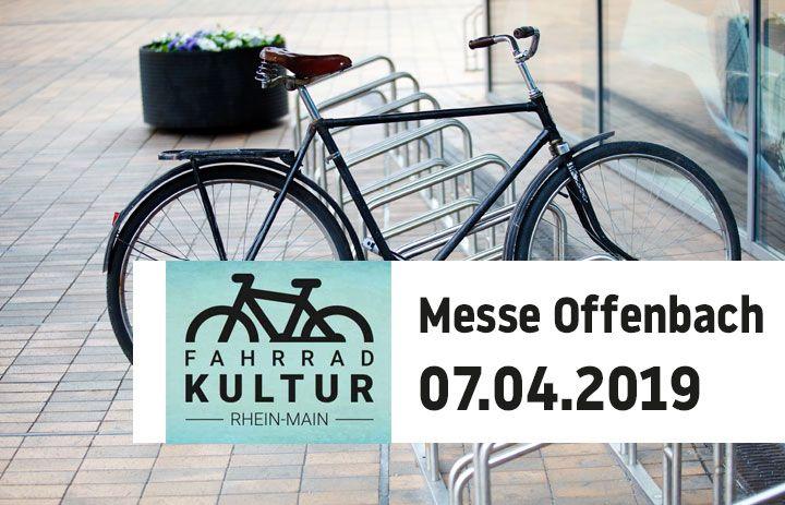 Fahrradtour Rhein Main