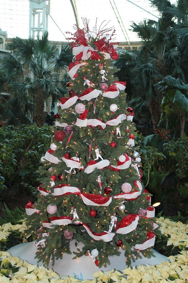 Arbol de navidad 50 ideas preciosas para decorar Navidad El