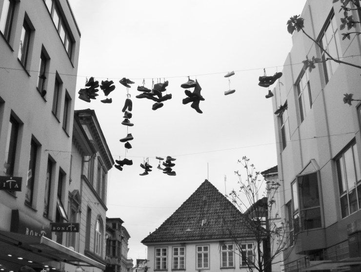 Leading a Path; Oldenburg, Germany