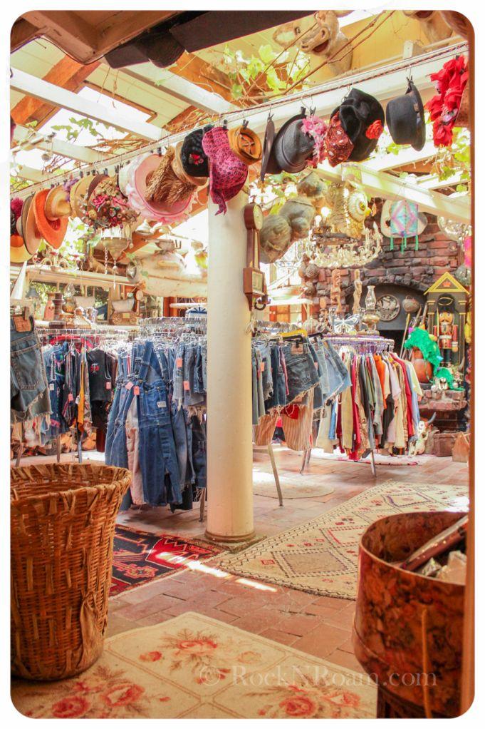 Vintage Interview Hidden Treasures Topanga Ca Topanga Vintage Store Vintage Thrift Stores